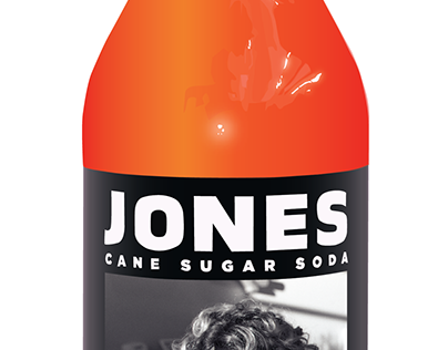 Jones Soda Bottle