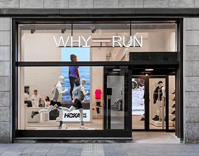 Why Run visual identity