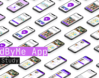 Foodbyme - App Case Study
