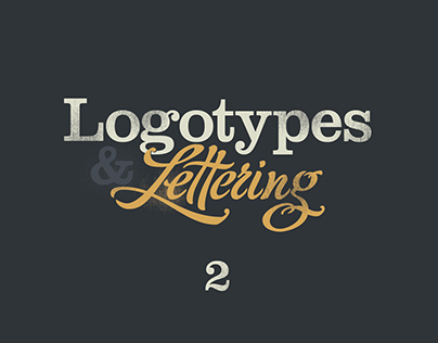 Logotypes and lettering // part 2