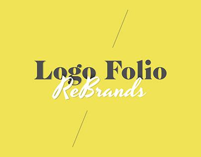 Business Logo Rebrands | Updated & Redesigned