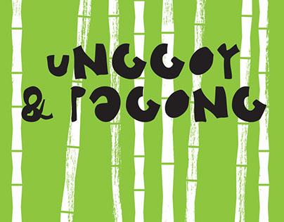 'Unggoy & Pagong' - Filipino Folktale Mural