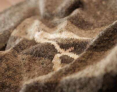 Procedural Knitwear | Blender Material Study