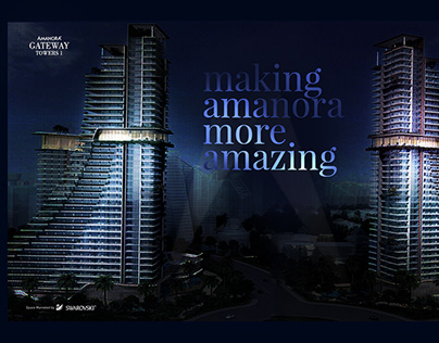 Gateway Towers: Website.Branding.Animation