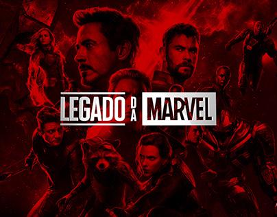 Legado da Marvel | Estudo
