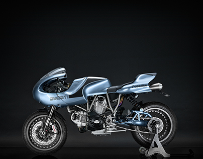 Ducati MH900 Evoluzione / Superlite cafe racer