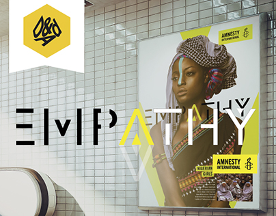 Empathy by Amnesty International / D&AD New blood