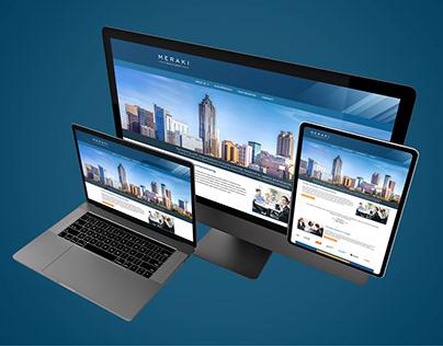 Meraki Website Design/Build