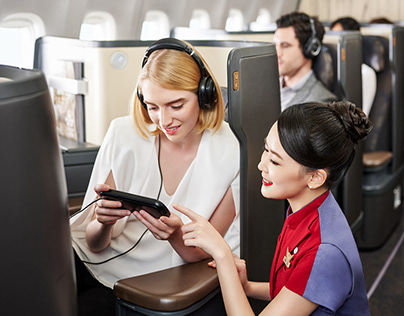 China Airlines|Service Procedures