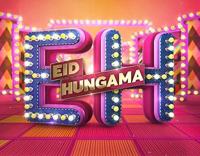 Eid hangama Title