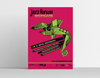 Jazz Forum Showcase Visual Identification