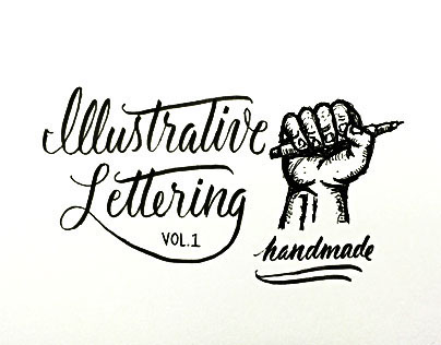 Illustrative Lettering Vol.1