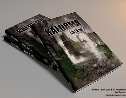 Kaldrma, a book cover & 3D visualization