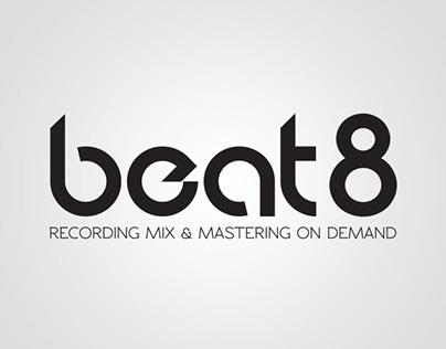 beat8 | logo