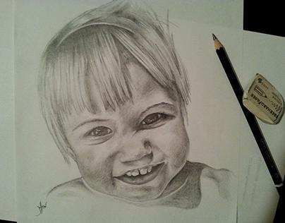 Drawing portrait   B2C