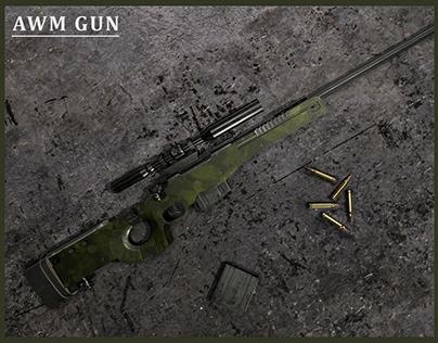 AWM Gun