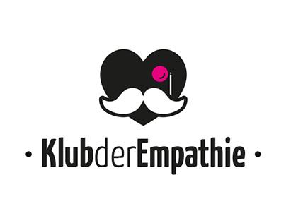 Klub der Empathie | Logo, flyers