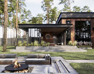 House in Bucha