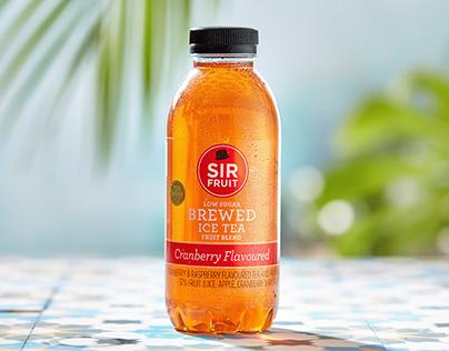 Sir Fruit Ice Tea - Time for Tea