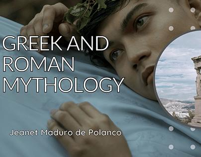 Greek and Roman Mythology   Jeanet Maduro de Polanco