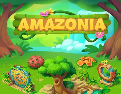 Wildscapes (Playrix) - Amazonia