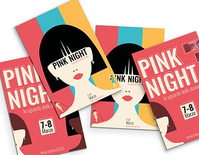 PINK NIGHT - Manifesto