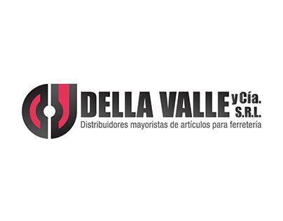 Della Valle y Cía. S.R.L.// Identidad Corporativa