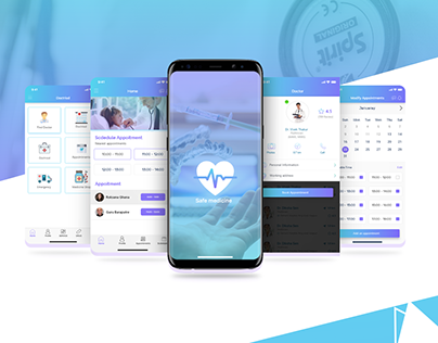 Medical/Healthcare Appointment App -(IOS/Android)