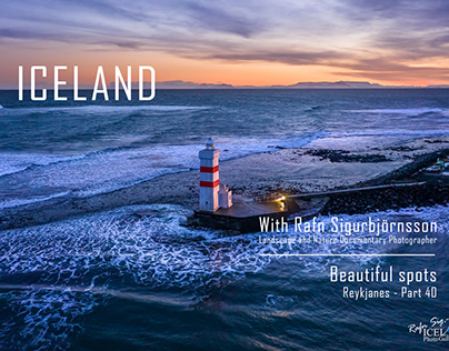 Beautiful spots at Reykjanes peninsula │ Part 40