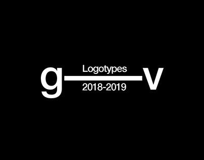 Logotypes 2018-2019