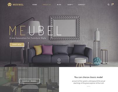 Mebeul Homepage