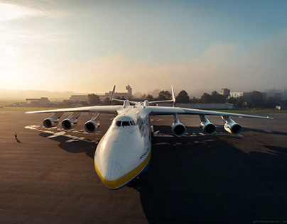 An-225 – the largest aircraft in the world