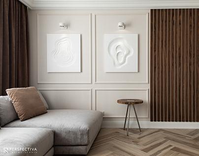 Homely Neoclassic | Ukraine