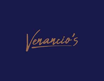Branding Exercise / Venancio's