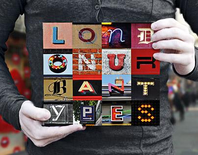 London Urban Types | Book