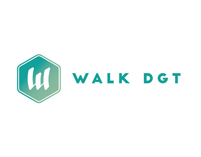 Walk DGT Brand Identity