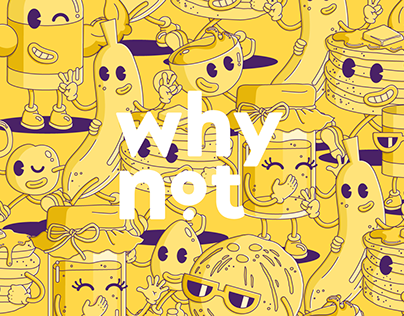 Why Not - Branding