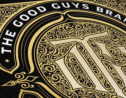 THE GOOD GUYS / Rebrand