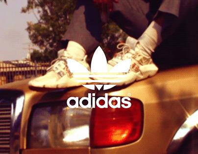 Why Do I Create for Adidas