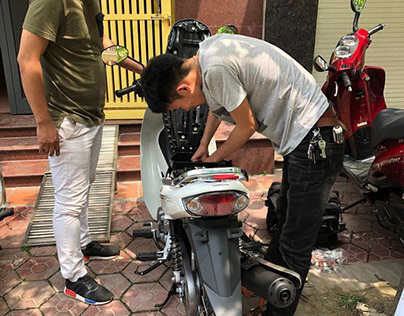 Thuê xe máy Đà Nẵng - MOTOGO