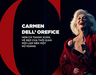 Emagazine - Carmen Dell'Orefice