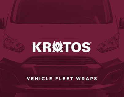 Kratos: Vehicle Fleet Wraps
