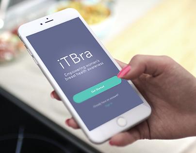 iTBra App Design