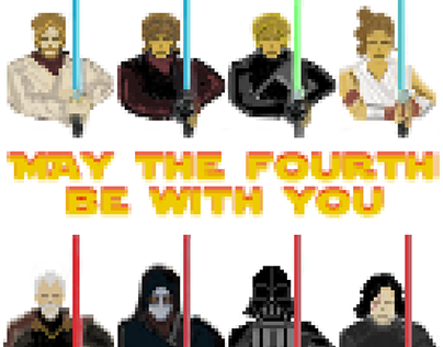 May The Fourth Be With You - Star Wars