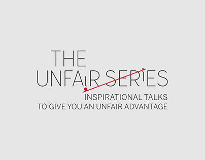 The Unfair Series—Identity & Promotional Design