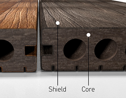 Floors 3D design
