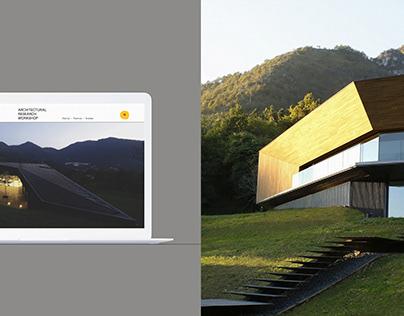 ARW - Brand Identity & Website