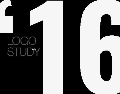 Logo study in 2016