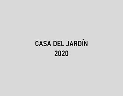 CASA DEL JARDÍN