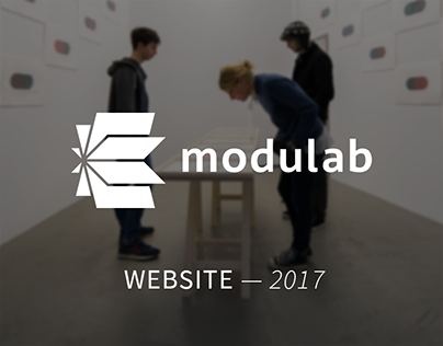 Modulab - Website 2017
